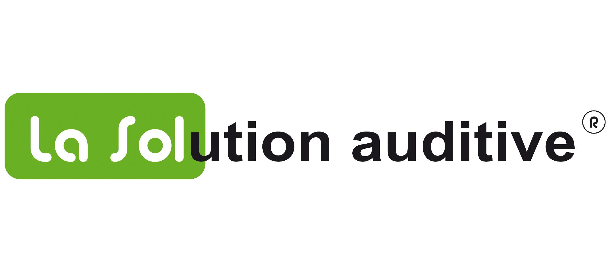 Logo La Solution Auditive