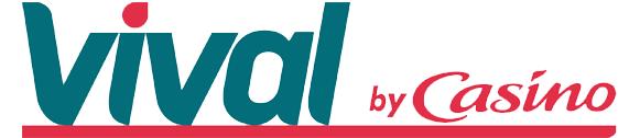 Logo Vival by CASINO