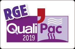Logo RGE Qualipac 2019